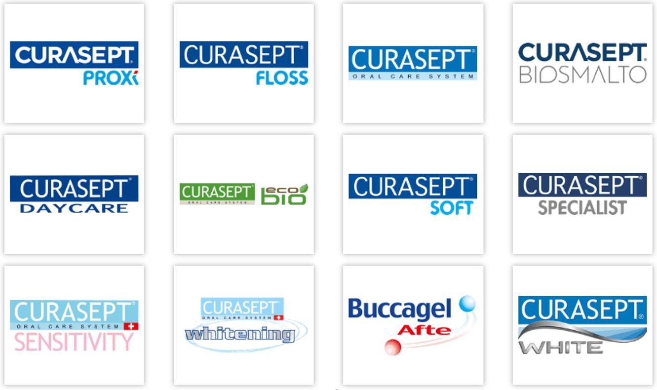 Brand Curasept